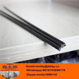 Fio de aço 1670MPa do PC 5.0mm espiral de alta elasticidade para a construção