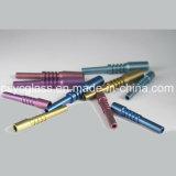 다채로운 10mm 14mm 19mm 감로 수집가 티타늄은 못을 기울인다