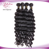 cabelo Curly frouxo malaio do Virgin da qualidade 8A superior