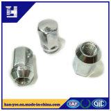 Noix creuse de produits en métal d'OEM avec le chanfrein incliné