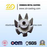 Pezzo fuso d'acciaio dell'OEM per le parti di metallurgia ed i pezzi fusi della strumentazione del petrolio