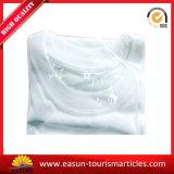 Berufsschlafanzug-Männerunisexsleepwear-Weiß-Schlafanzüge
