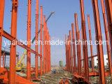 De pre Gebouwde Bouw van het Metaal van het Staal voor Warehosue, Garage en Landbouwbedrijven
