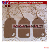 Prix d'accessoires du vêtement coloré Tag étiquette du vêtement Balise clé (G8107)