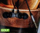 Trasduttore auricolare della cuffia dell'in-Orecchio del metallo GM2 per il iPhone Samsung con il Mic