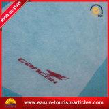 Cobertura da Airline Headreat com impressão bonita $ Logo do cliente