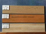 Baldosa cerámica de madera del material de construcción