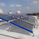 Het zonne Project van het Hete Water met de Goedkeuring van Ce