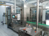 Низкий уровень к машине автоматического напитка большой емкости заполняя упаковывая