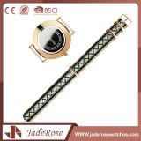 Reloj exquisito de las señoras de Digitaces del cuarzo de la alta calidad