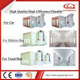 Cabine de pulverizador do equipamento da pintura de Cetification do Ce da alta qualidade do fornecedor de China auto para a garagem