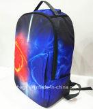 3D Backback de loisirs en nylon pour l'adolescent, sacs de voyage