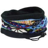 Персонализированный дешевый цветастый Unisex связанный шарф грелки шеи