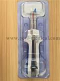 Grapadora linear disponible 2017 del cortador de Geyi para la cirugía de Laparoscopic
