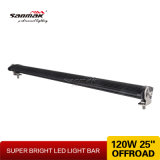 Amber Color 25 '' 120W Hot Sale Offroad LED Light Bar