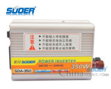 Suoer Power Inverter 350W Solar Power Inverter 24V a 220V Piccolo Power Inverter per uso domestico con il migliore prezzo (SDA-350B)