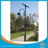 Recentemente lampada solare esterna, giardino, sosta del giardino di disegno