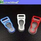 Longs clips ceinture femelles de jarretière alliés par zinc respectueux de l'environnement en métal d'accessoires de chaussette