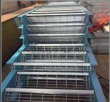 Grata galvanizzata dell'acciaio della scala saldata pavimento industriale della piattaforma