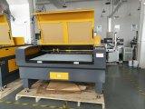 Machine de découpe au laser en cuir / tissu CO2 100W 1610