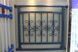Balcon en acier galvanisé décoratif de haute qualité 31 de clôture d'alliage d'aluminium de Haohan