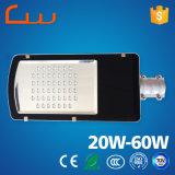 Alta Eficiência 40W 8m Solar Hybrid Street Light