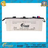 Alimentation de la batterie 12V190ah sec pour le camion de batterie de voiture de charge