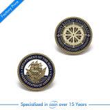 Искусствоа фольклорного типа изготовленный на заказ и монетка металла для сувенира