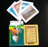 Подгонянные карточки бумаги играя/карточки покера/Plastic/PVC/Tarot/Game