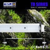 Ultrafino ajustable de iluminación LED para Acuario Acuático Fish Tank