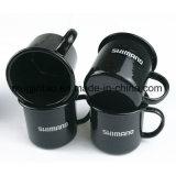 Pubblicità la tazza di caffè dello smalto di marchio di scopo/tazza su ordinazione