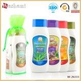 Produit normal de soins capillaires de Washami meilleurs 3 en 1 crème de cheveu et nettoyeur et shampooing de cheveu