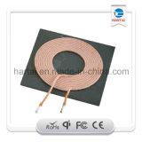 Подгоняйте катушку двухниточной обмотки медного провода для беспроволочного заряжателя