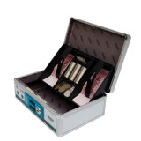 Con cerradura de metal/Caja de Ahorro Caja de monedas con bandeja de Almacenamiento B298