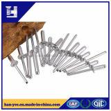 熱い販売アルミニウムまたはステンレス鋼のフラッシュ台紙のブラインドのリベット
