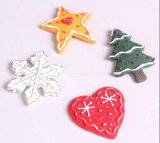Polyresin Christmas Refridgerator Magnet for Decoration (YH-RFM044)