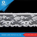 Dentelle en coton tricot pour robe de mariée