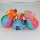 Muito Bonitinha Elephant PU Brinquedos Squishy Promocionais Subida Lenta