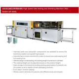 Automatique Magazine Impression du livre Thermal Shrink Heat Shrink Packing Machine