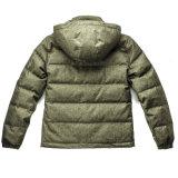 Своя ткань 100% 2 тонов Polyerster катионоактивный для пальто зимы