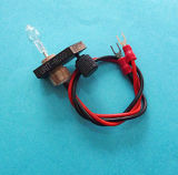 Urit 800 810 820 830 870 ampoule d'halogène semi automatique de l'analyseur 6V 10W de chimie