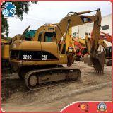 Cat 320c используется гидравлический экскаватор Cralwer