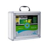 Малая алюминиевая коробка скорой помощи с замком для медицинского хранения