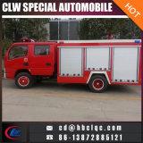 Coche de bomberos caliente del polvo del coche de bomberos del agua de Dongfeng 4000L