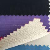 Tissu en polyester imperméable en polyester et polyester
