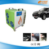 Mantenimiento del vehículo móvil de la máquina de limpieza del motor de Hidrógeno