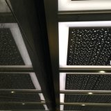 Het Akoestische Aluminium Geperforeerde Plafond van uitstekende kwaliteit voor Binnenlandse Decoratief