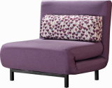 Faltendes Gewebe Sofabed als Extrabett
