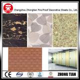 Laminados de alta presión decorativos del panel laminado compacto del panel HPL