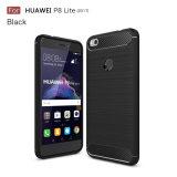 Ecológica nuevo diseño de material móvil de lujo en caso de Huawei P8 Lite
